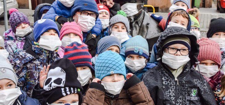 Ostatnie miejsca w szkole alarmów smogowych